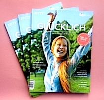 Cover: Glücklich 2015/2016